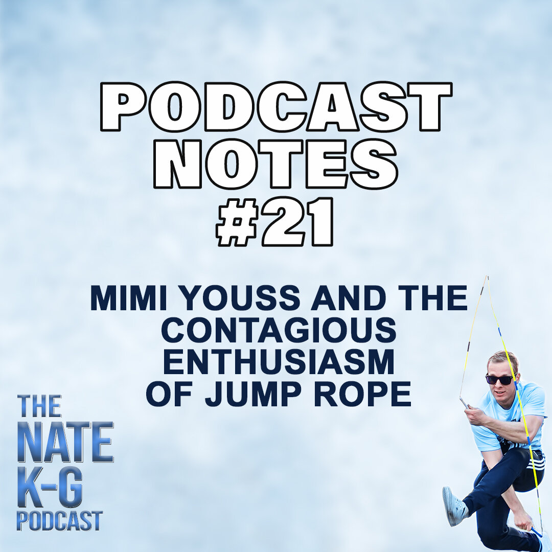 Mimi Youss and the Contagious Enthusiasm of Jump Rope (#21)