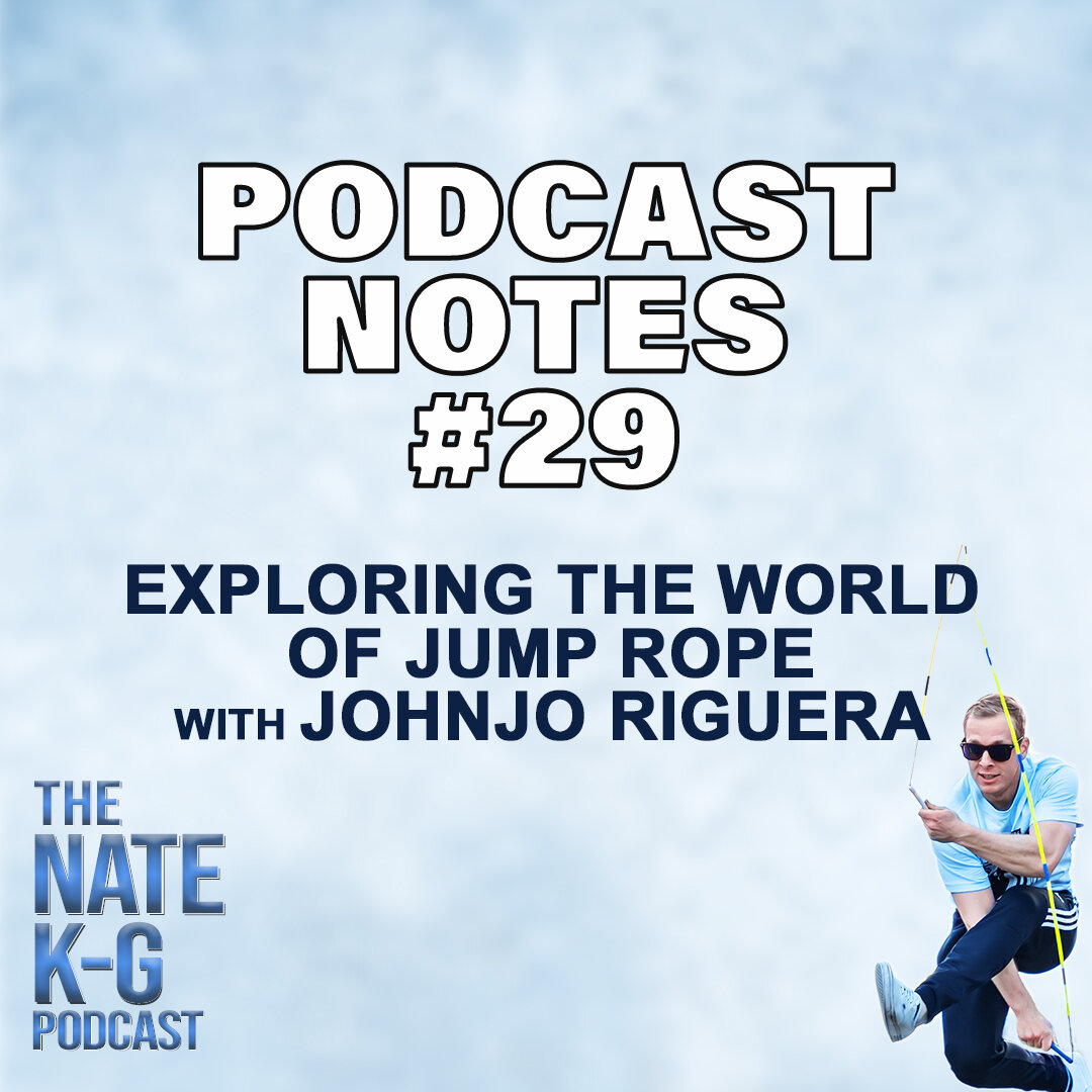 Exploring the World of Jump Rope with Johnjo Riguera (#29)