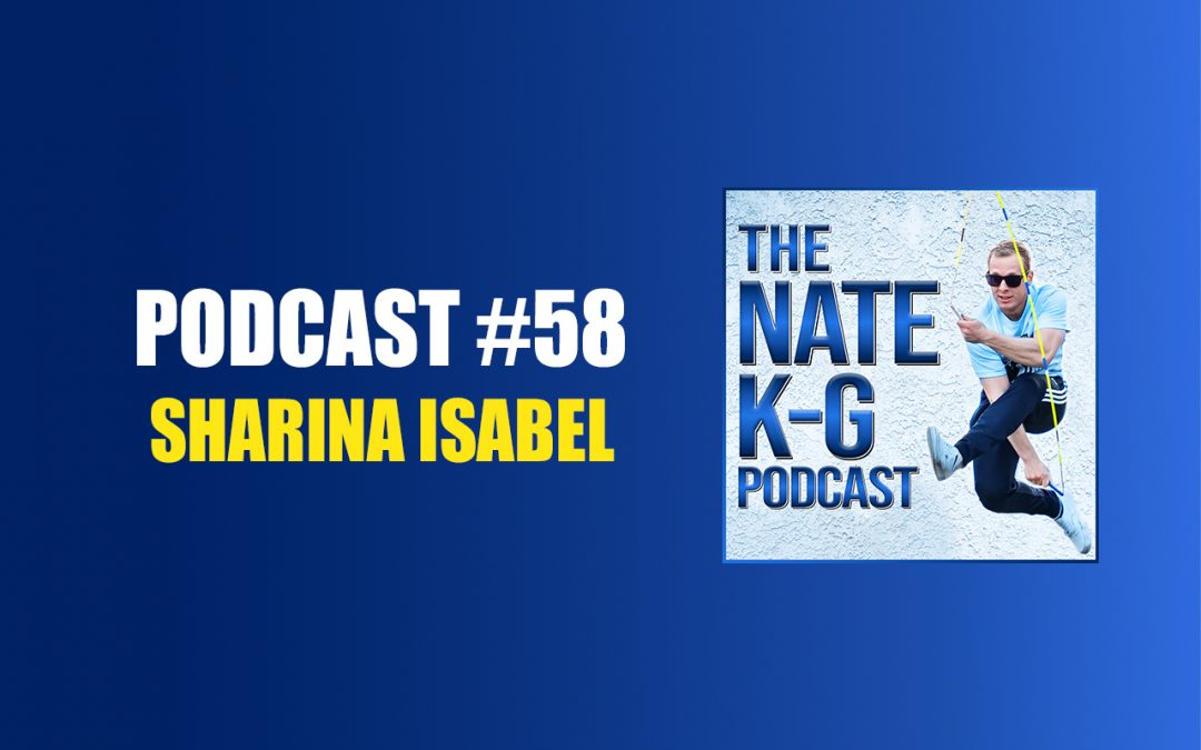 Finding Confidence Through Jump Rope with Sharina Isabel (#58)