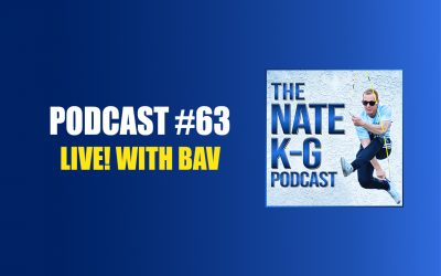 Live! A Chat With Bav About All Things Jump Rope & Self Esteem (#63)