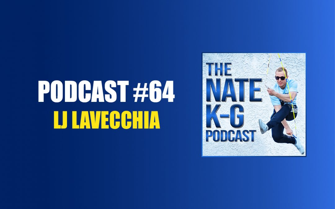 LJ LaVecchia – Rethinking Competitive Jump Rope, Breaking Bones & Becoming A World Champion (#64)
